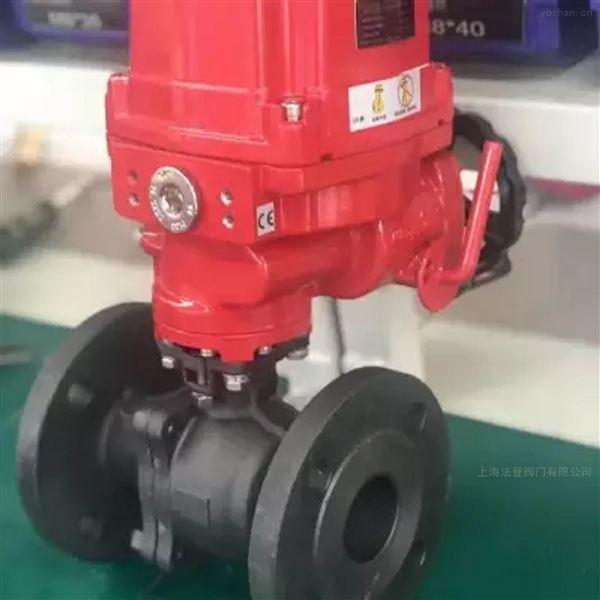 电动软密封球阀使用寿命 进口电动橡胶球阀