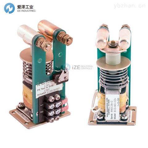 ROSS继电器E12-NC-12-1-31-BD