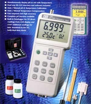 酸碱度测试器TES-1380