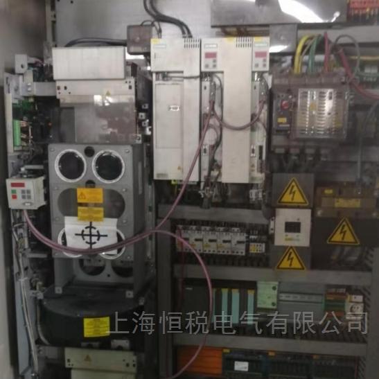 西门子6SE70变频器报F026模块IGBT坏