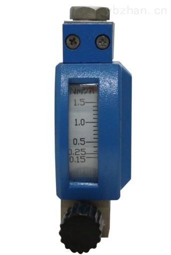 微小型金属管转子流量计