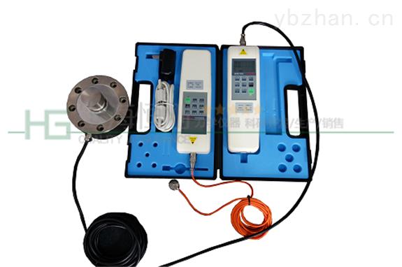 测弹簧压力的轮辐压力计
