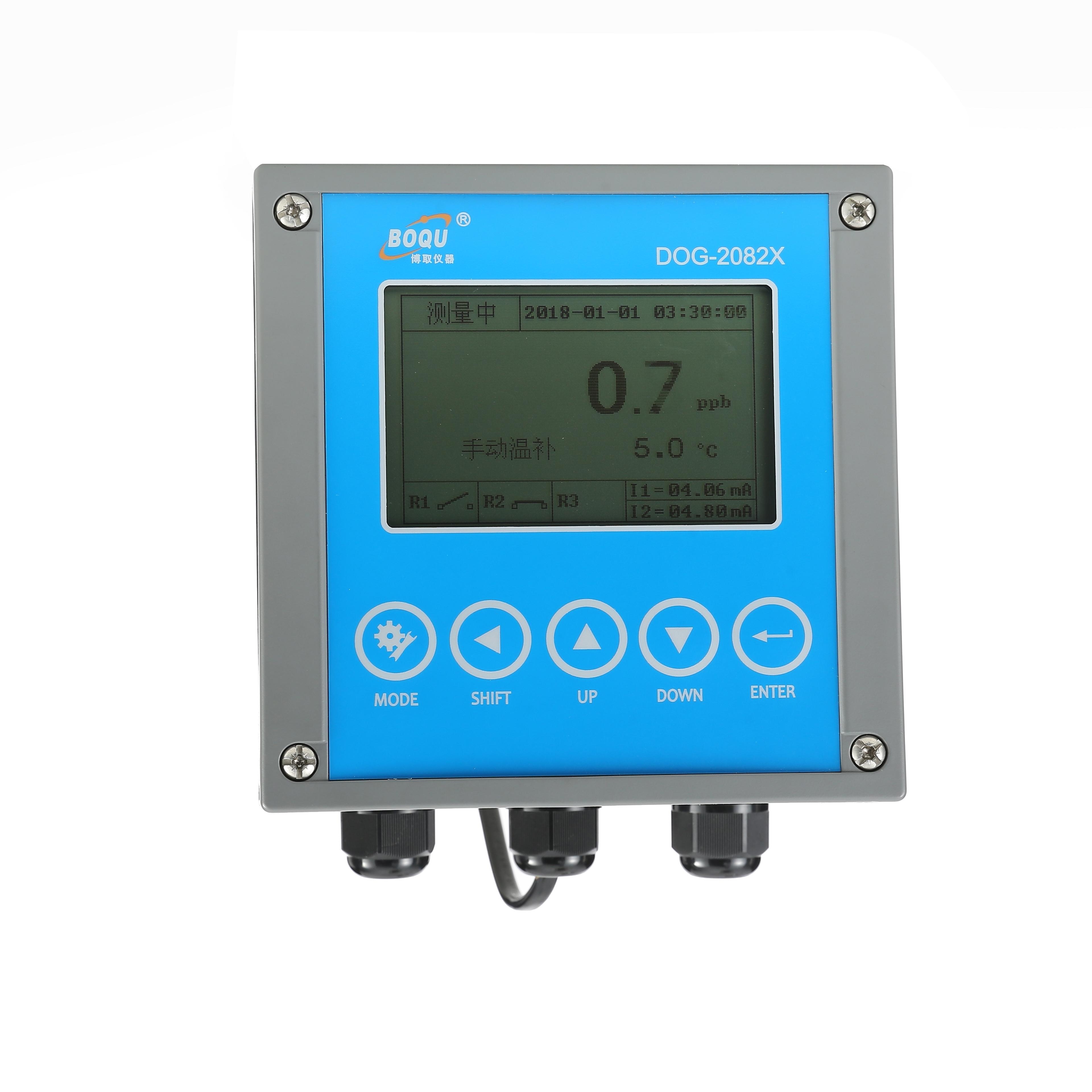曝氣池-DOG-3082YS熒光法在線溶氧儀