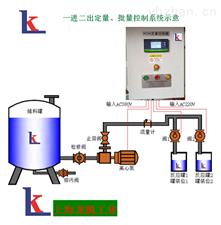 柴油 定量控制系统
