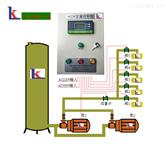普通型双联泵多工位配发料定量控制系统移动小车