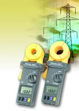 记录型钳型接地电阻计PROVA5637