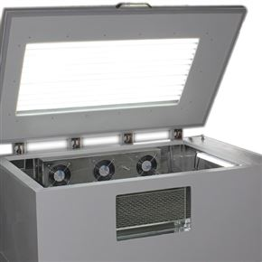 卧式大容量强光照全温振荡器