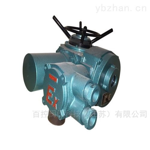 多回转防爆电动装置 电动执行器*