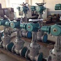 电动调节闸阀特征 电动铸钢闸阀厂家
