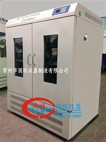 ZHWY-1112C超大容量双层恒温振荡培养摇床