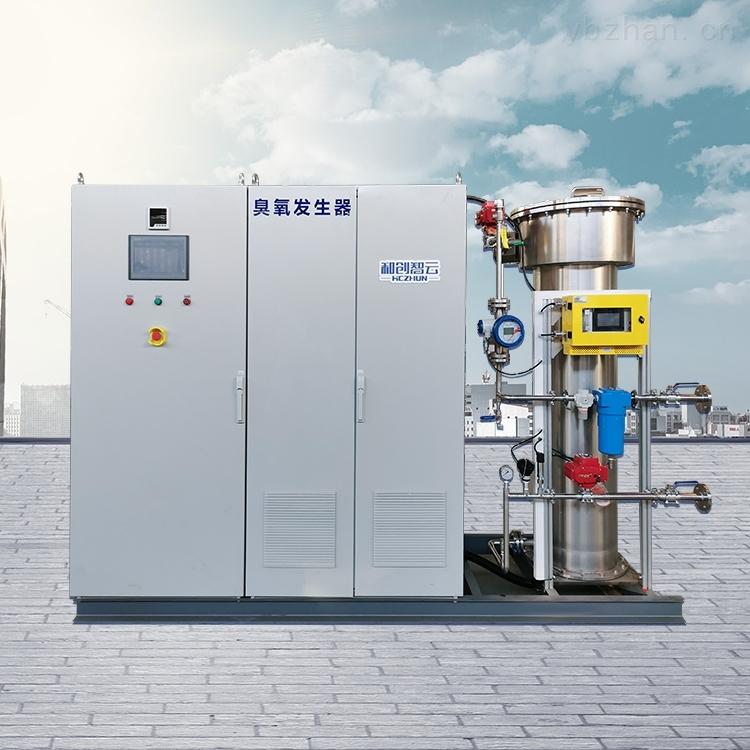 氧气源臭氧发生器-臭氧降COD脱色设备
