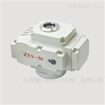 BK-100江苏百控精小型阀门电动执行器