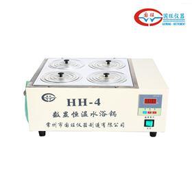 HH-4四孔恒温水浴锅