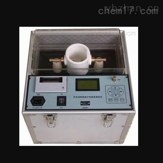 吉林省承试设备单杯绝缘油介电强度测试仪