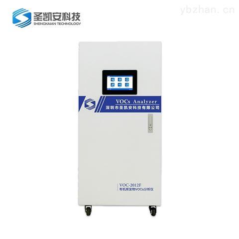 O3预处理在线监测系统