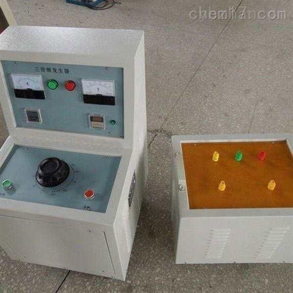 吉林省承试电力设备多倍频耐压装置