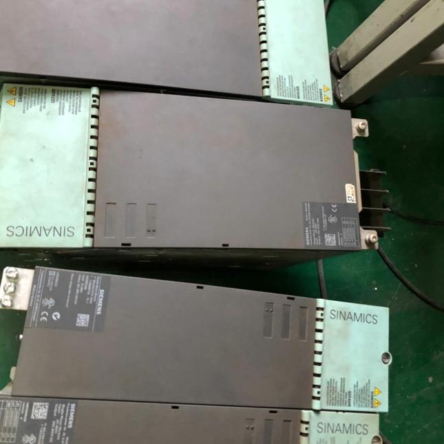 西門子S120伺服驅動器報F30005過載