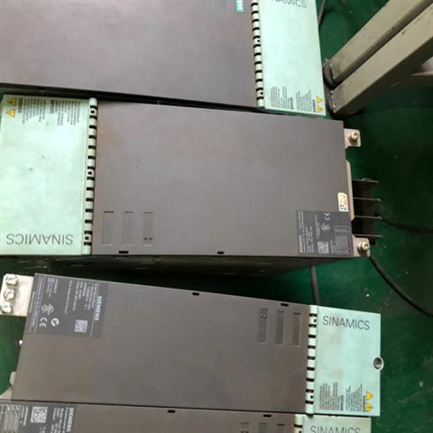 西门子机床伺服报F30005驱动模块过载