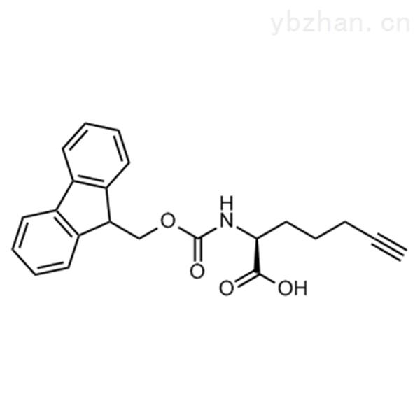 (S)-2-((((9H-Fluoren-9-yl)methoxy)carbonyl)amino)hept-6-ynoic acid