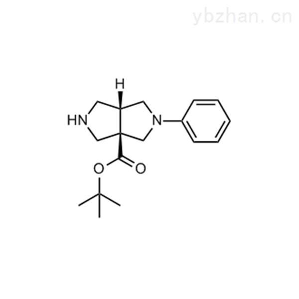 tert-Butyl (3aR,6aR)-2-phenylhexahydropyrrolo[3,4-c]pyrrole-3a(1H)-carboxylate