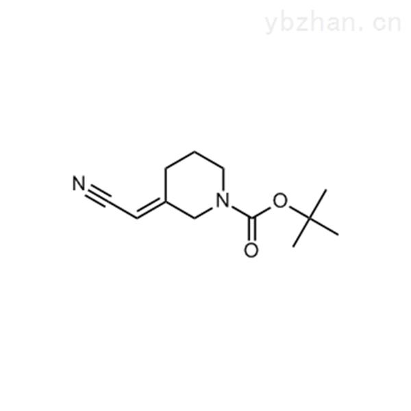 2-(1-Boc-3-Piperidinylidene)acetonitrile