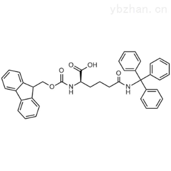 (R)-Fmoc-2-Amino-5-(trityl-carbamoyl)pentanoic acid