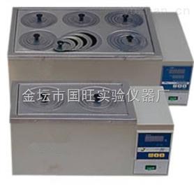 HH-S1数显单孔恒温油浴锅价格