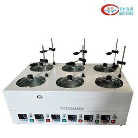 HH-8CD八孔油浴磁力搅拌器