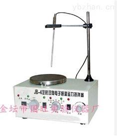 JB-4定时双向恒温磁力搅拌器
