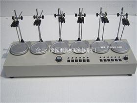 HJ-8多头磁力加热搅拌器