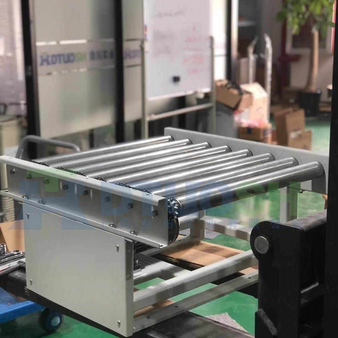 30KG连电脑报警无动力滚筒电子秤