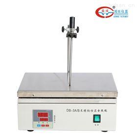DB-3A数显控温不锈钢电热板价格