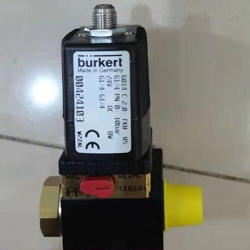 应用灵活的宝得黄铜电磁阀,BURKERT