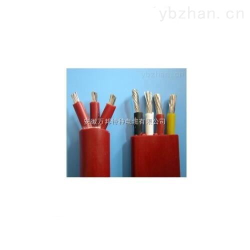 YGCRB系列硅橡胶扁平电缆
