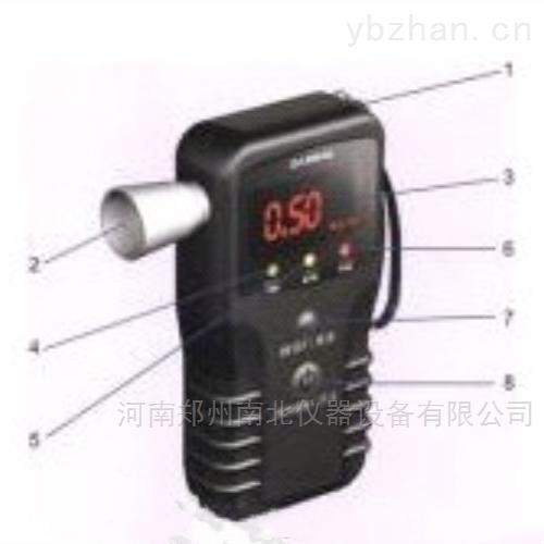 ZJ-2001A数码酒精测试仪