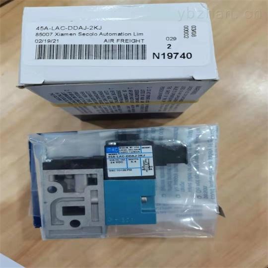 美国MAC电磁阀使用环境-56C-63-121JB