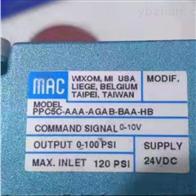 PPC047A-AAA-0AGA-BGB-FE-美国MAC比例阀安装方式说明
