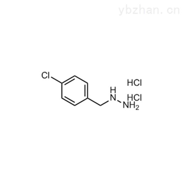 (4-Chlorobenzyl)hydrazine dihydrochloride