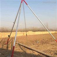 金属抱杆许用轴压>100kn 容许吊重大于30kn