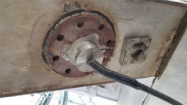在线高频电容水分仪