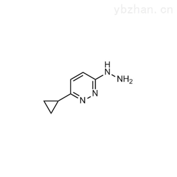 3-Cyclopropyl-6-hydrazinylpyridazine