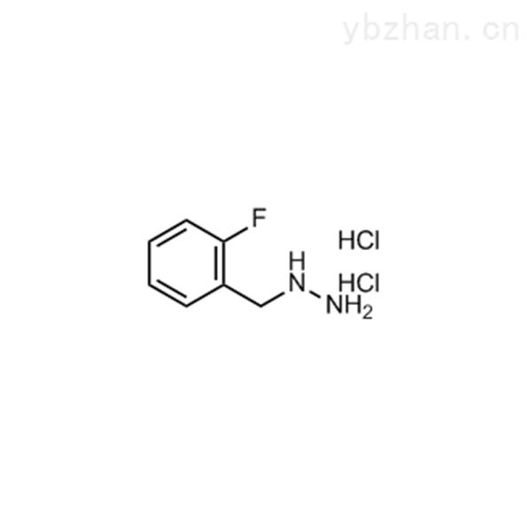 (2-Fluorobenzyl)hydrazine dihydrochloride