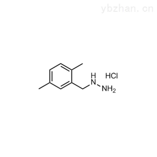 (2,5-Dimethylbenzyl)hydrazine hydrochloride