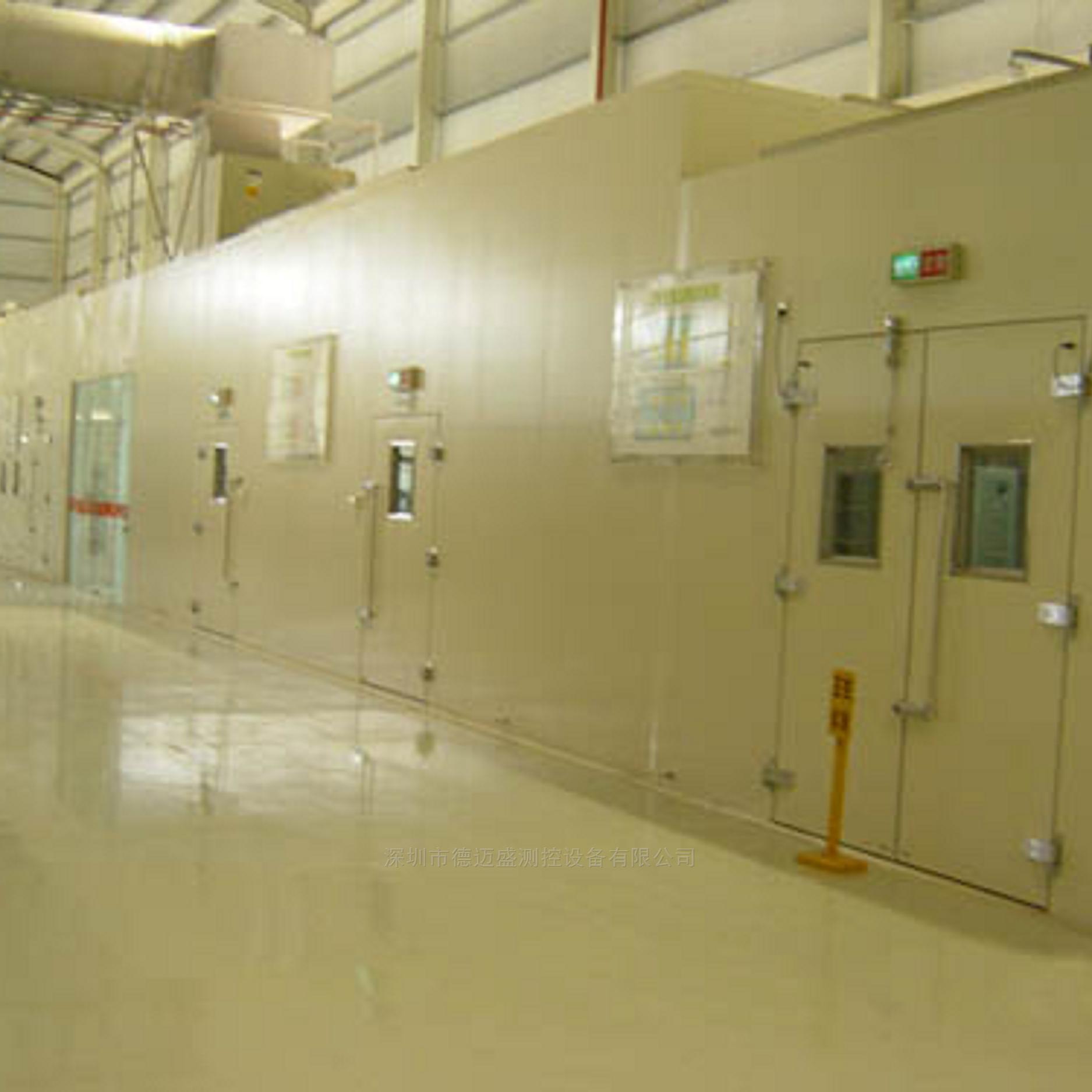 车载电冰箱性能实验室