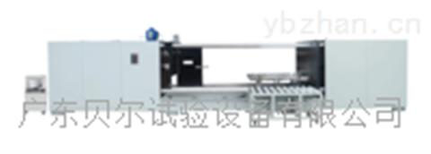 广东贝尔动力电池挤压针刺试验机