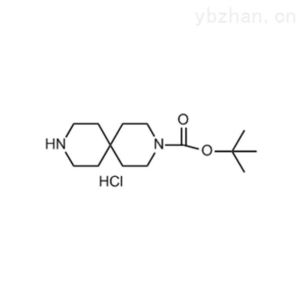 tert-Butyl 3,9-diazaspiro[5.5]undecane-3-carboxylate hydrochloride