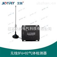 JC-DL/1-02W无线SF6+O2气体 检测器
