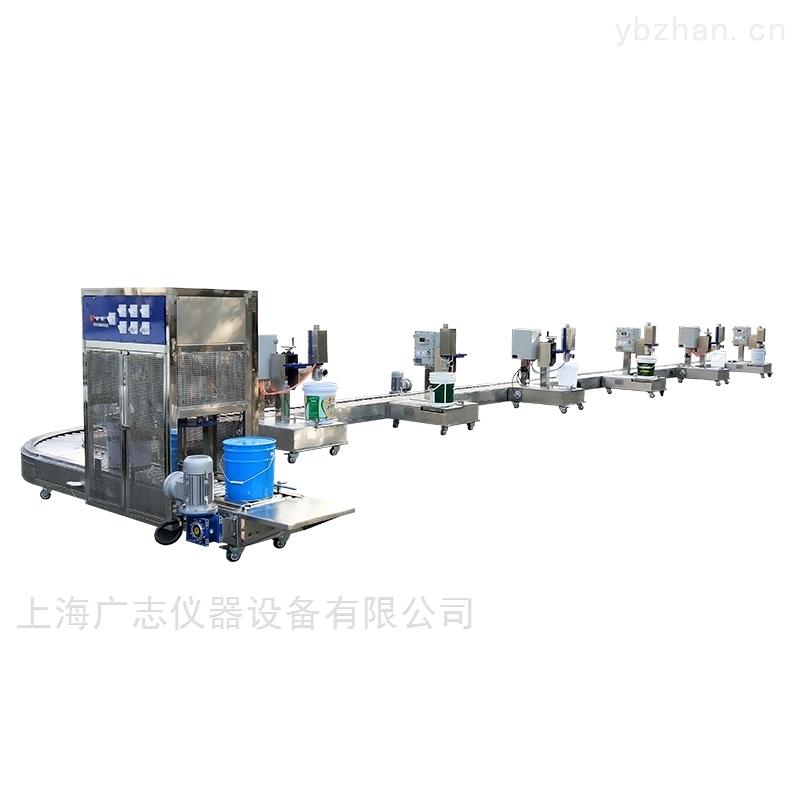 脱酚酚油灌装机 航空生产线定制厂家