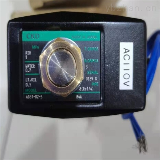 喜开理空气增压器,日本CKD多种流体控制用