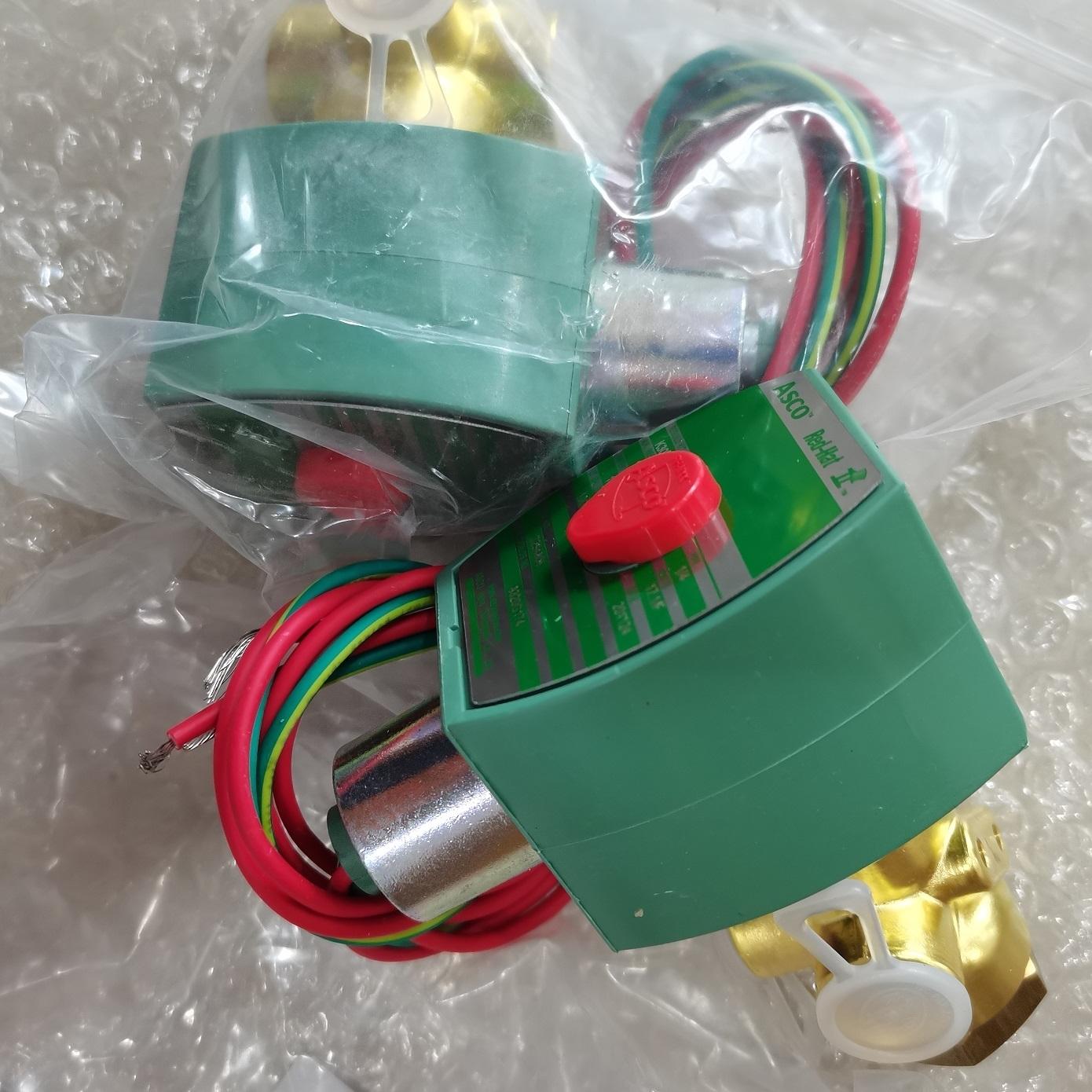 阿斯卡ASCO热水和蒸汽电磁阀EM8327B052